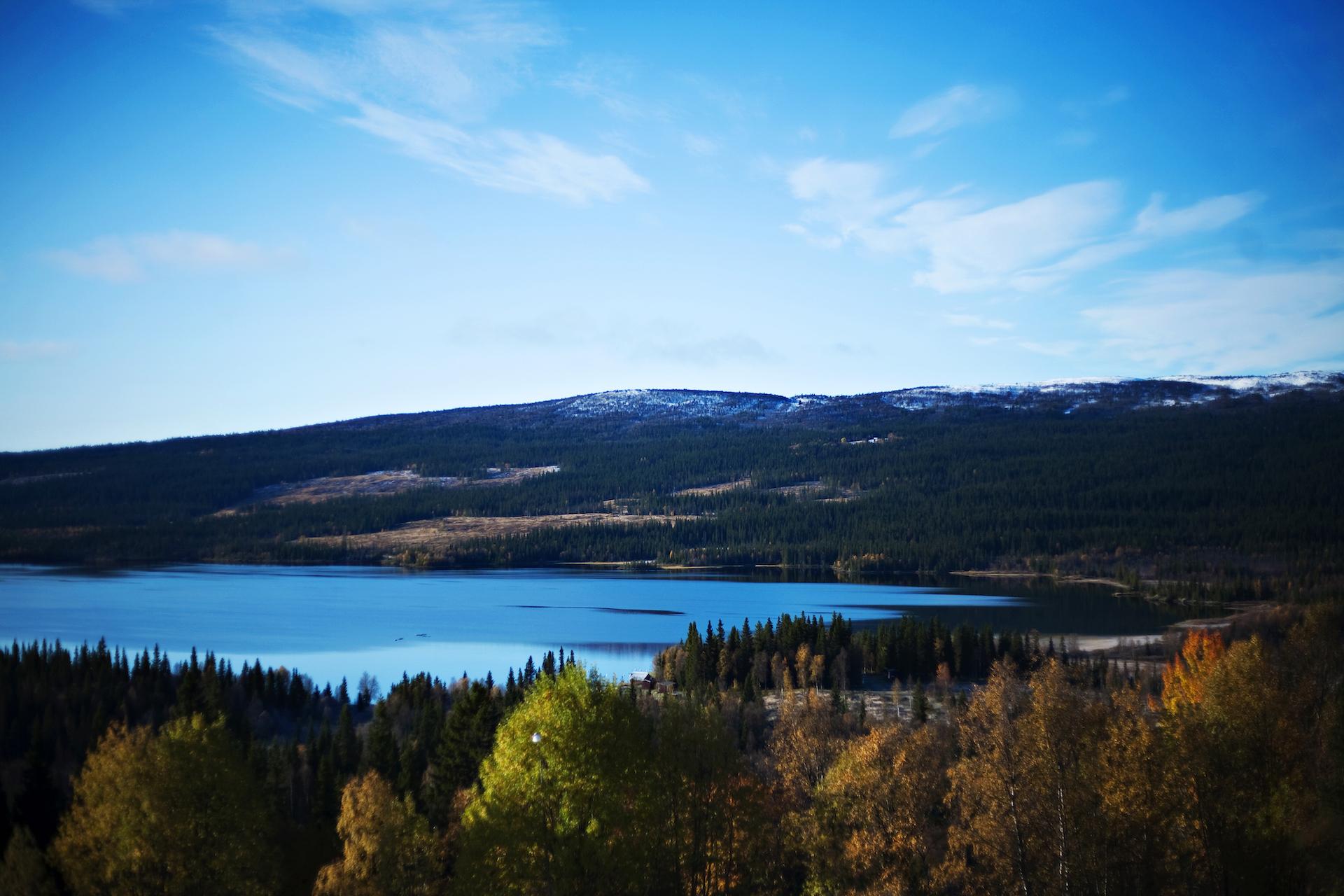 Välkommen till Fjällbyn Åkersjön