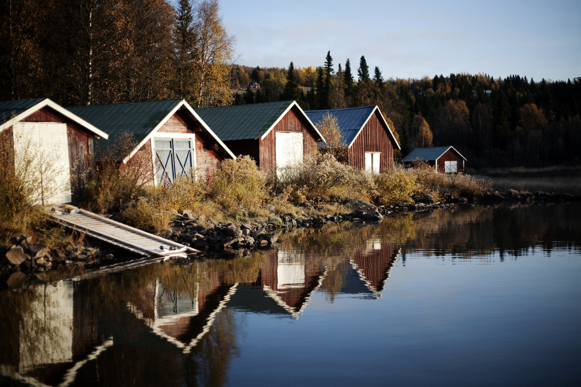 Fjällcamp i Åkersjön AB
